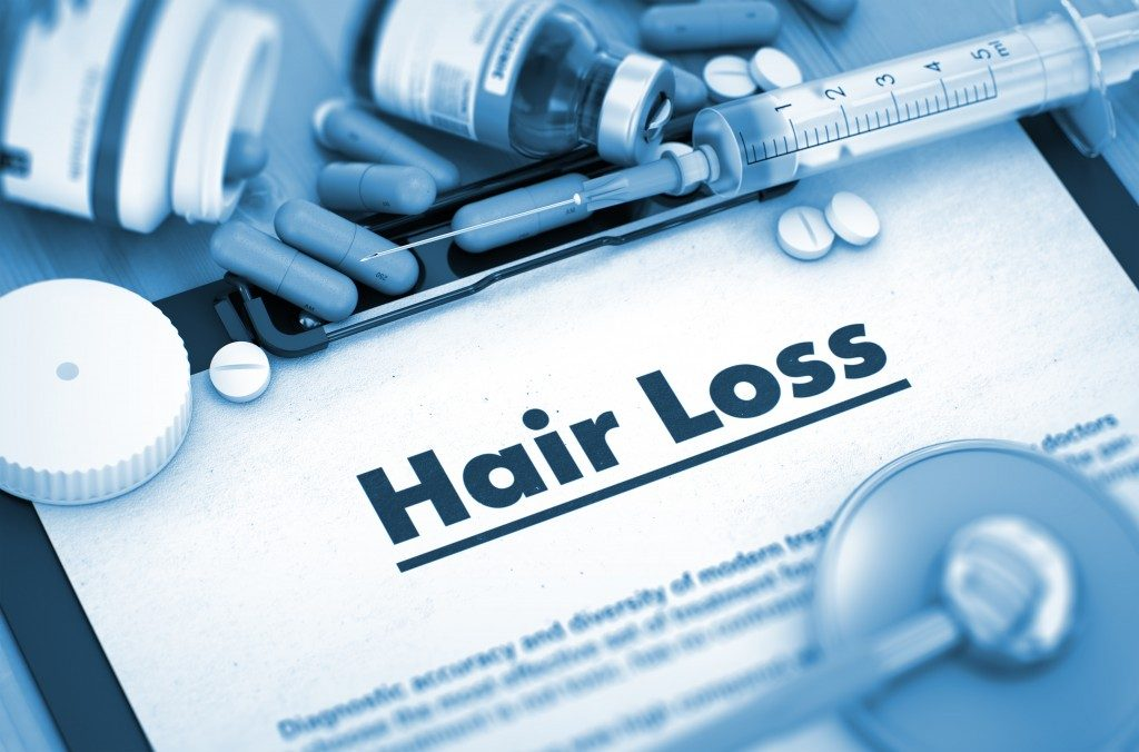 Hair loss diagnosis