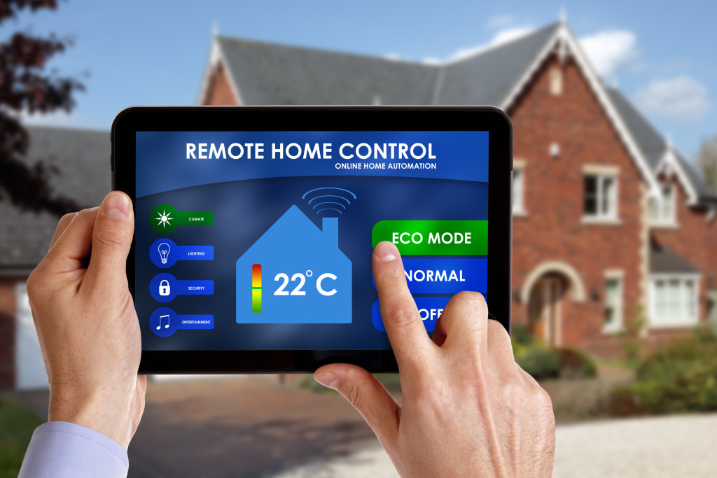 home temperature control