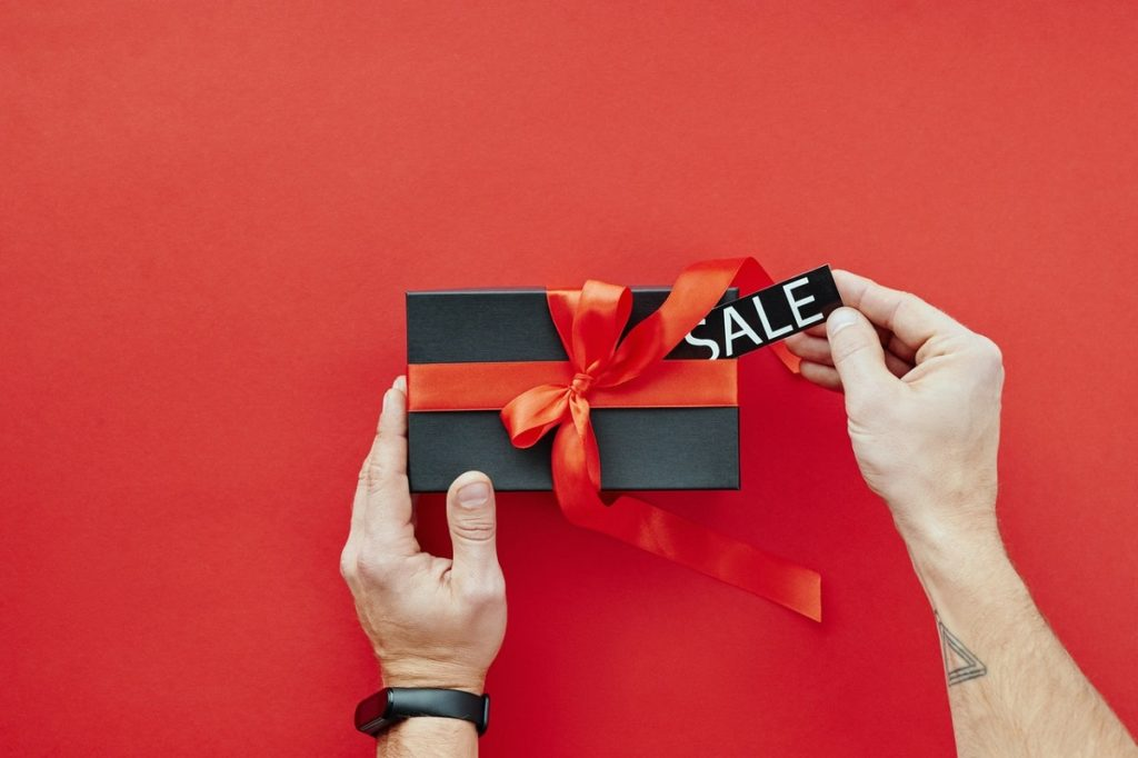 sale gift