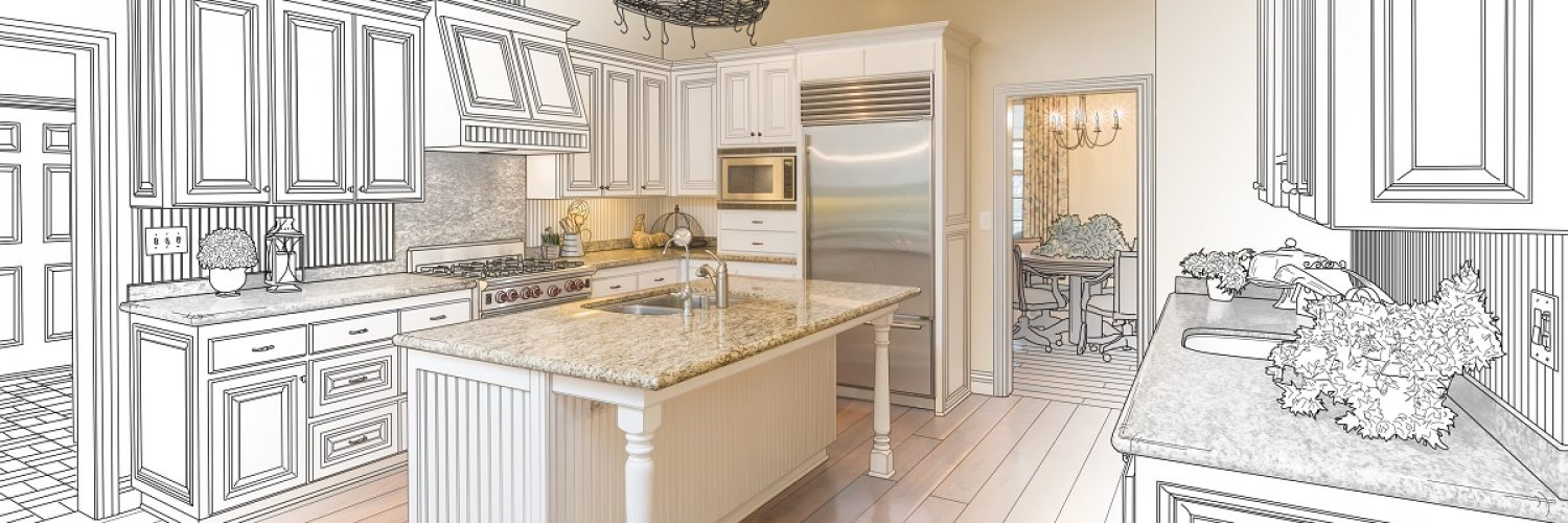 Kitchen design concept